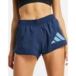 Adidas Training - Short en tissu avec logo à 3bandes - adidas performance - Modalova