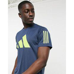 Adidas Training - T-shirt à logo 3bandes - adidas performance - Modalova