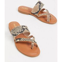 Sandales à entredoigt - Fauve - ALDO - Modalova