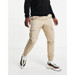 Pantalon cargo - Taupe - Another Influence - Modalova