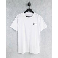 Armani - Core ID - T-shirt à petit logo - EA7 - Modalova