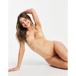 Body gainant lissant à décolleté plongeant - ASOS DESIGN - Modalova