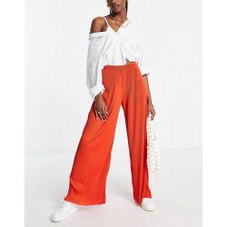- Pantalon large plissé - piment - ASOS DESIGN - Modalova