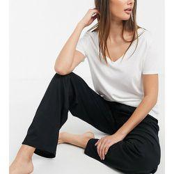ASOS DESIGN Tall - Mix & Match - Pantalon de pyjama droit en jersey - ASOS Tall - Modalova