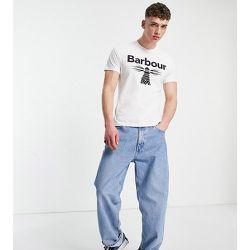 Exclusivité ASOS - T-shirt à grand logo - Barbour Beacon - Modalova