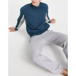 Paramount - Sweat-shirt ras de cou en nylon frappé - Bolongaro Trevor Sport - Modalova