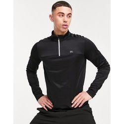Sport - T-shirt zippé à manches longues - Calvin Klein - Modalova