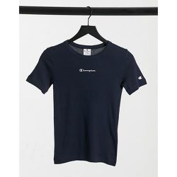 T-shirt ras de cou - marine - Champion - Modalova