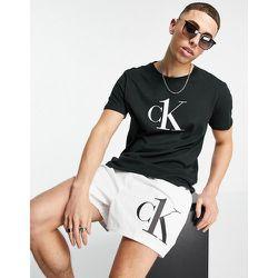 CK One - T-shirt de bain coupe décontractée - Calvin Klein - Modalova