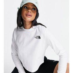 Exclusivité ASOS - - T-shirt court à manches longues - The North Face - Modalova