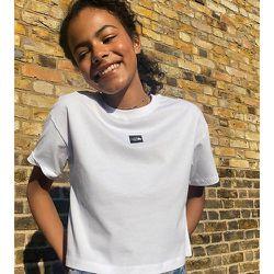 Exclusivité ASOS - - T-shirt court avec logo au centre - The North Face - Modalova