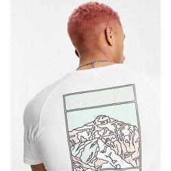 He North Face - Faces - T-shirt - /rose - Exclusivité ASOS - The North Face - Modalova
