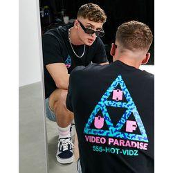 Video Paradise - T-shirt imprimé au dos - HUF - Modalova