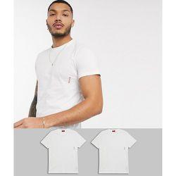 HUGO - Bodywear - Lot de 2 T-shirts - HUGO Bodywear - Modalova