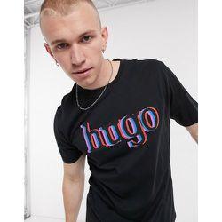 Dontrol - T-shirt à grand logo - HUGO - Modalova