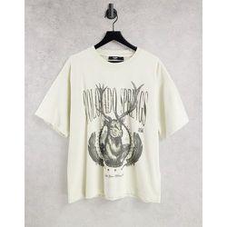 T-shirt oversize à imprimé Colorado - Jaded London - Modalova