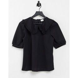 Sweat-shirt avec col claudine - JDY - Modalova