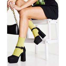 Chaussures à talon et semelle plateforme à bride cheville - Lamoda - Modalova