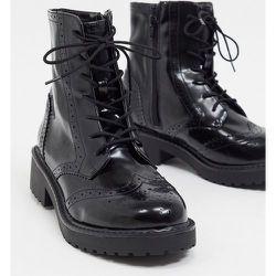 Chaussures richelieu à lacets - London Rebel - Modalova
