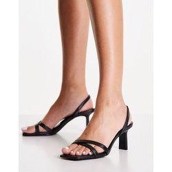 Sandales à petit talon - Mango - Modalova