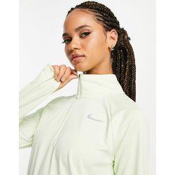 Pacer - Top à demi-fermeture éclair - citron - Nike Running - Modalova