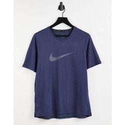 Run Division Miler - T-shirt à logo virgule - Nike Running - Modalova