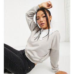 Sweat-shirt à col - Noisy May Petite - Modalova