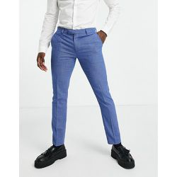 Pantalon de costume coupe slim à micro carreaux - clair - Original Penguin - Modalova