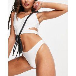 Haut de bikini à armatures et découpes - Public Desire - Modalova