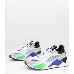 RS-X Toys - Baskets - Blanc, et bleu - Puma - Modalova