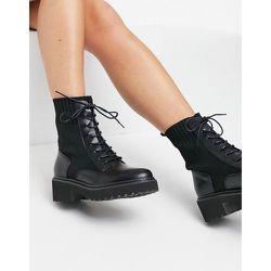 Raine - Bottes à détail chaussettes - Raid - Modalova