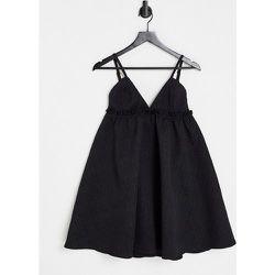 Rare London - Robe babydoll - Noir - rare - Modalova