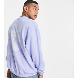 Inspired - Sweat-shirt à imprimé vinyle - Reclaimed Vintage - Modalova