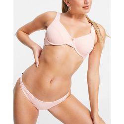 Tulum - Haut de bikini côtelé à armatures - Rhythm - Modalova