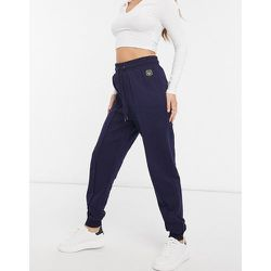 Pantalon de jogging à coutures décoratives - Bleu - River Island - Modalova