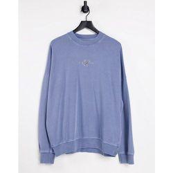 Sweat-shirt ras de cou - SikSilk - Modalova