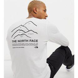 Exclusivité ASOS - Peaks - T-shirt à manches longues - The North Face - Modalova