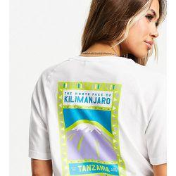 Faces - T-shirt - en exclusivité chez ASOS - The North Face - Modalova