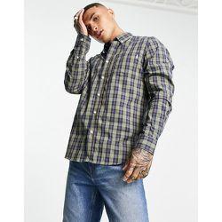 Chemise manches longues à carreaux - Rouge vif - Timberland - Modalova