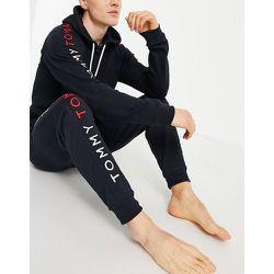 Jogger confort avec logo - Bleu - Tommy Hilfiger - Modalova
