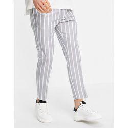 Pantalon skinny style jogger à rayures - et blanc - Topman - Modalova