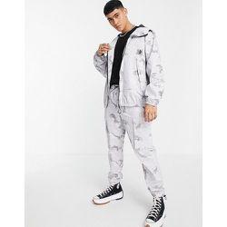 Veste en tissu anti-déchirures à imprimé camouflage - Topman - Modalova