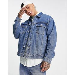Veste oversize en jean - vintage - Topman - Modalova