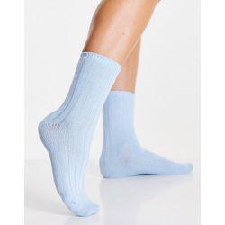 Chaussettes confort en maille côtelée épaisse - Topshop - Modalova