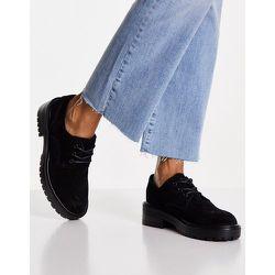 Leon - Chaussures à lacets en daim - Topshop - Modalova
