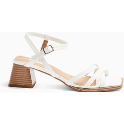 - Sandales à talons carrés - Topshop - Modalova