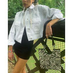 Veste courte légère à poches fonctionnelles - Topshop - Modalova