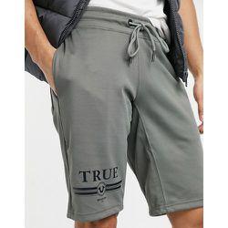 - Short rétro en jersey à inscription True - True Religion - Modalova
