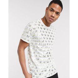 T-shirt à motif fer à cheval - True Religion - Modalova