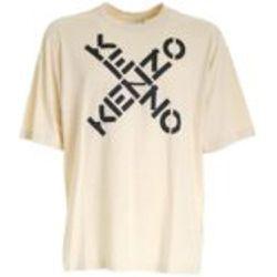 T-Shirt - Creme - Kenzo - Modalova